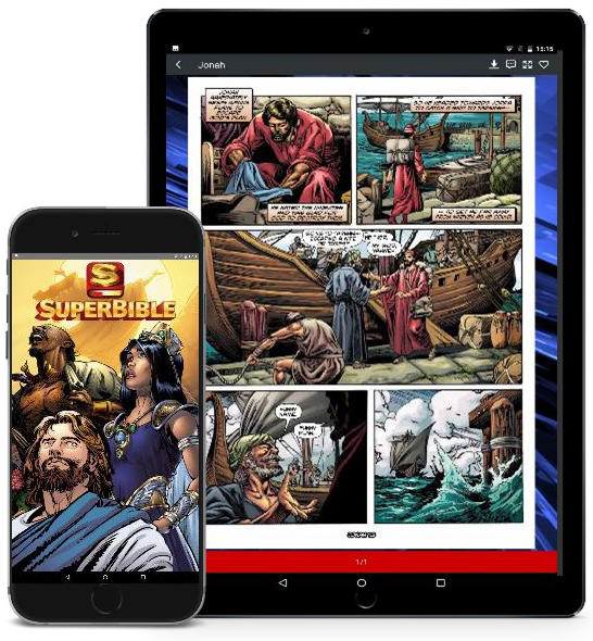 Super Bible on devices