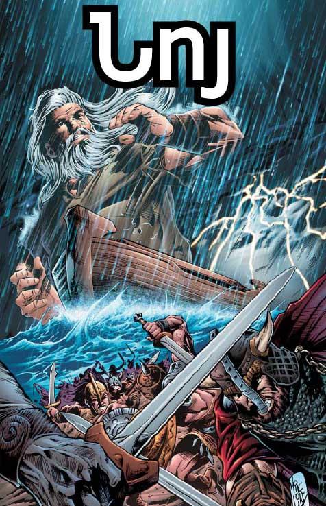 Noah in Armenian