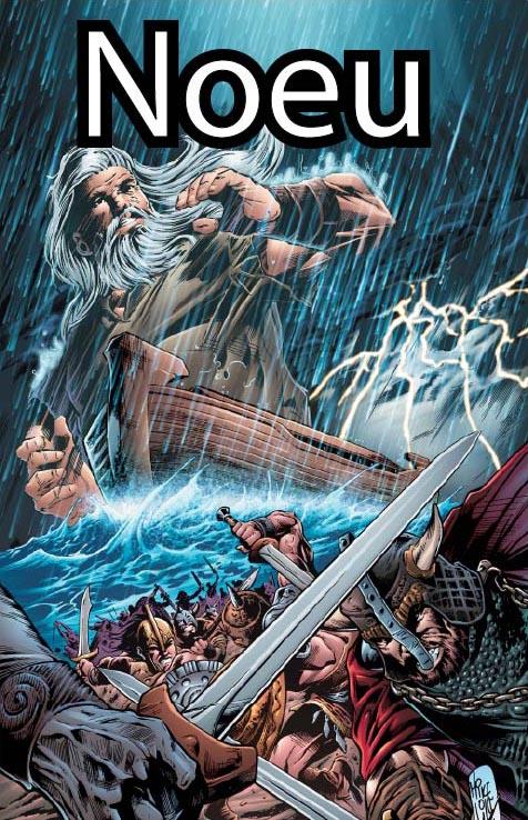 Noah in Albanian