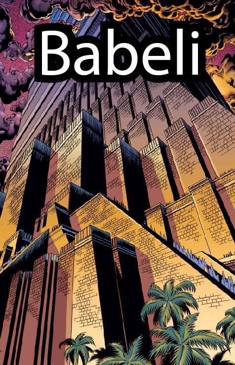 Babel in Albanian