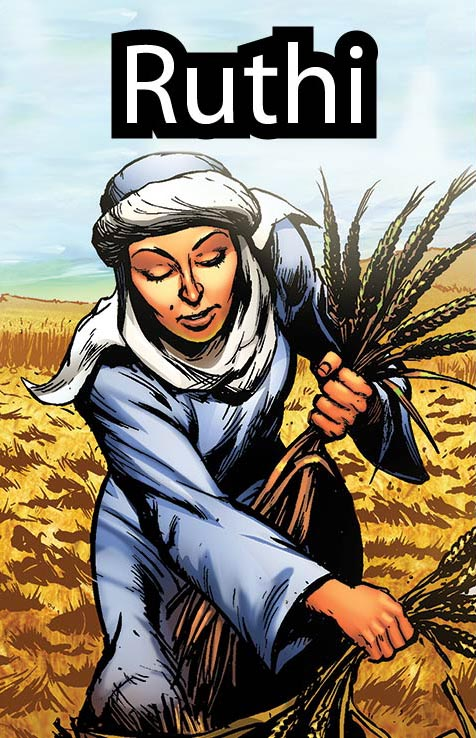 Ruth in Albanian